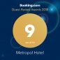 Guest Review Awards from Booking.com